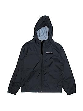 Columbia Track Jacket Size 8