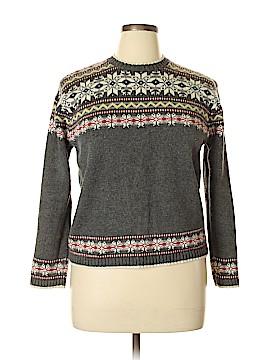 Jones New York Sport Pullover Sweater Size L