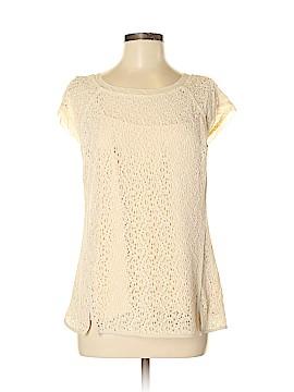 Pixley Short Sleeve Blouse Size M