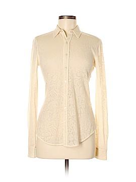 Ralph Lauren Black Label Long Sleeve Button-Down Shirt Size M