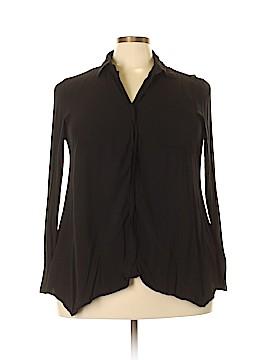 Femme by tresics Long Sleeve Blouse Size 2X (Plus)
