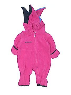 Columbia Fleece Jacket Size 0-6 mo