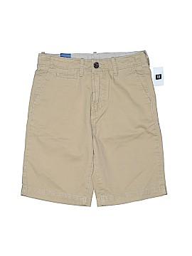 Gap Kids Khaki Shorts Size 10