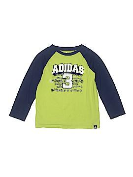 Adidas Long Sleeve T-Shirt Size 7
