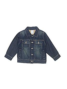WonderKids Denim Jacket Size 2T