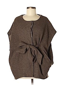 Line & Dot Wool Coat Size S