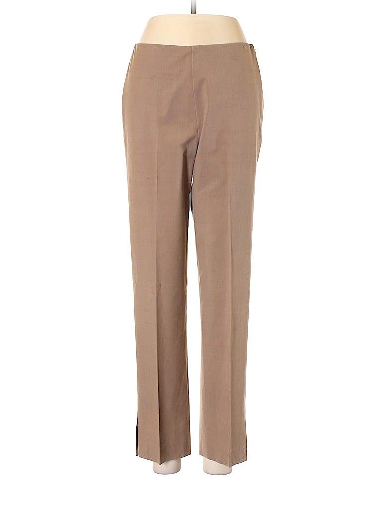 Leggiadro Women Khakis Size 8
