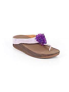 FitFlop Flip Flops Size 9