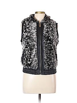 YMI Faux Fur Vest Size L
