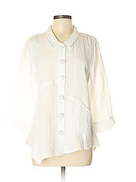Lulu-B 3/4 Sleeve Blouse Size S