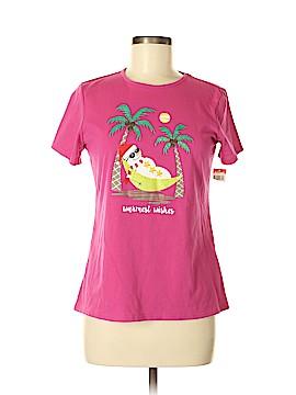 Basic Editions Short Sleeve T-Shirt Size S