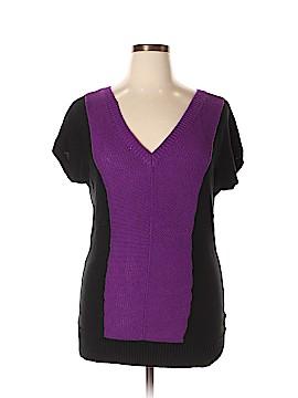 ELOQUII Pullover Sweater Size 14 - 16 Plus (Plus)