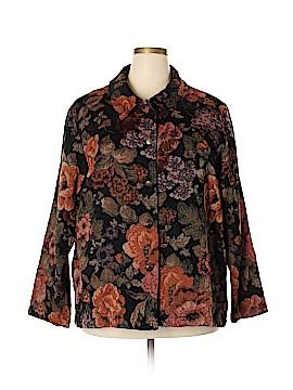 Susan Graver Coat Size 2X (Plus)
