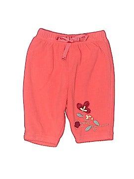 Carter's Fleece Pants Size 0-3 mo