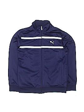 Puma Track Jacket Size 7