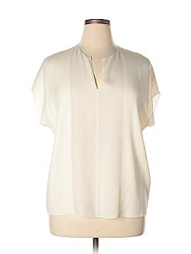 Vince. Short Sleeve Blouse Size M