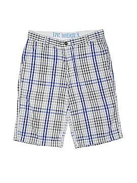 Epic Threads Khaki Shorts Size 20
