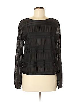Eva Longoria Long Sleeve Top Size M