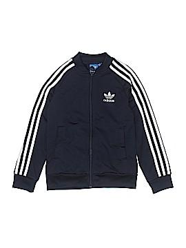 Adidas Track Jacket Size X-Small (Youth)