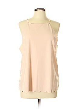 New Look Sleeveless Blouse Size 46 (EU)