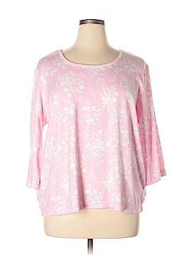 Blair 3/4 Sleeve Top Size XXL