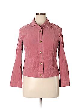 Ann Taylor LOFT Denim Jacket Size 14 (Petite)