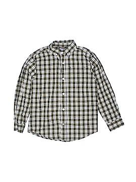 Gymboree Long Sleeve Button-Down Shirt Size 7