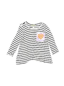 Little Mass 3/4 Sleeve T-Shirt Size 3T
