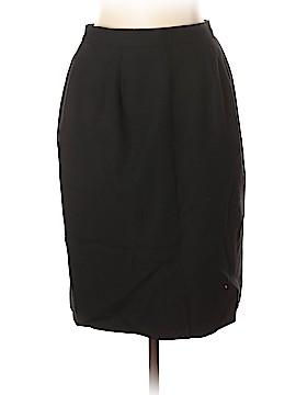 Valerie Stevens Wool Skirt Size 14 (Petite)