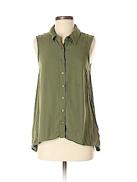 ModCloth Sleeveless Blouse Size S