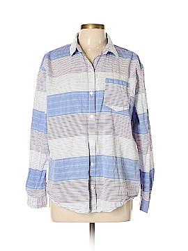 Universal Thread Long Sleeve Button-Down Shirt Size L
