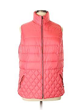 Talbots Vest Size 2X (Plus)