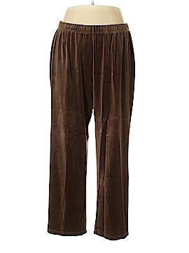 Crazy Horse Velour Pants Size 3X (Plus)