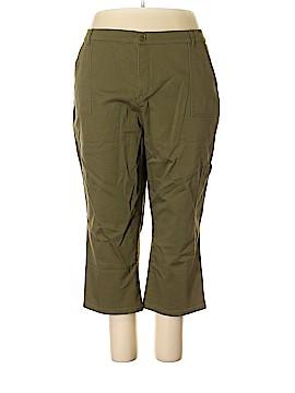 D&Co. Cargo Pants Size 26W (Plus)