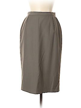 Giorgio Armani Wool Skirt Size 8