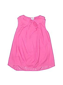 Simonetta Sleeveless Blouse Size 8