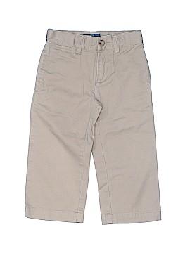 Polo by Ralph Lauren Khakis Size 2T