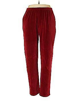 Jones Wear Velour Pants Size XL