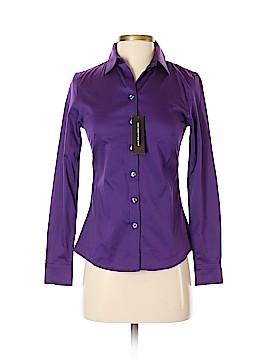 Banana Republic Factory Store Long Sleeve Button-Down Shirt Size 00