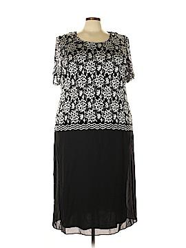 Helene Blake Casual Dress Size 26 (Plus)