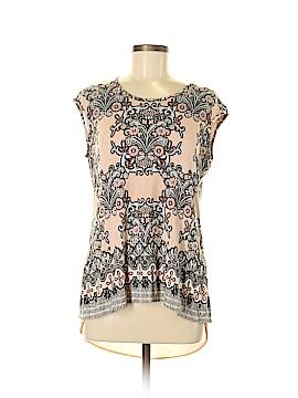 Rose & Olive Short Sleeve Top Size M