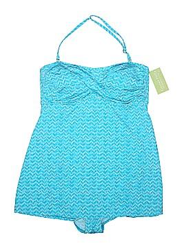 Garnet Hill One Piece Swimsuit Size 14