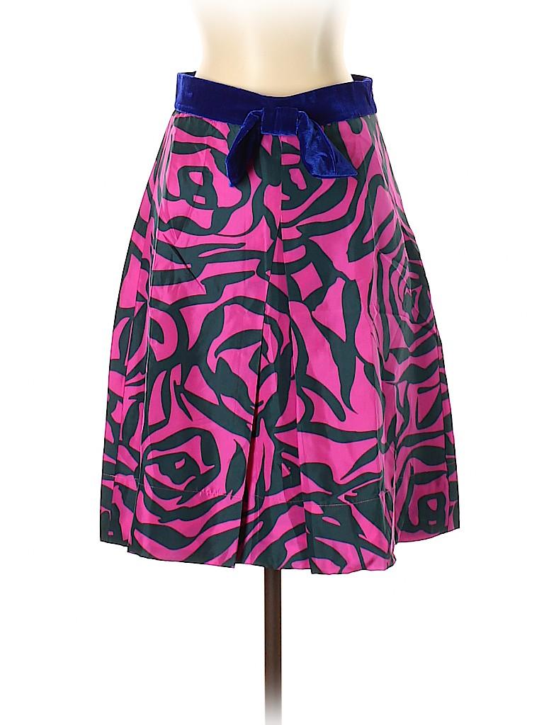 Marc by Marc Jacobs Women Silk Skirt Size 4