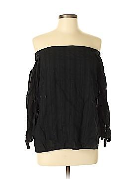 Bailey 44 3/4 Sleeve Blouse Size L