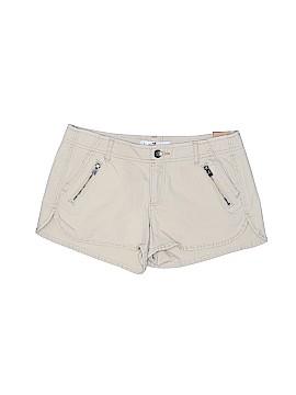 Hollister Khaki Shorts Size 0