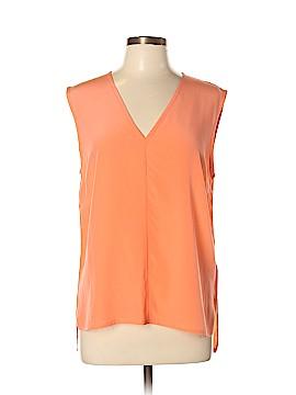 Kate Spade Saturday Sleeveless Silk Top Size L