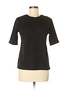 T Tahari Short Sleeve Top Size M