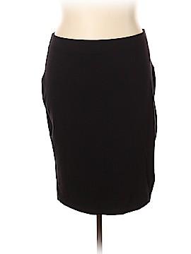 Boutique + Casual Skirt Size 2X (Plus)