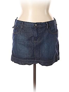 Old Navy Denim Skirt Size 16