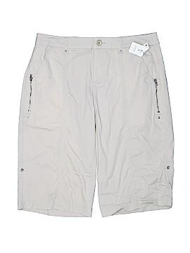 Style&Co Khaki Shorts Size 8
